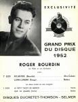 1952 © Archives Philippe Bourdin